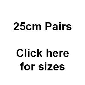 Pair 25cm