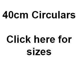 Circ 40cm
