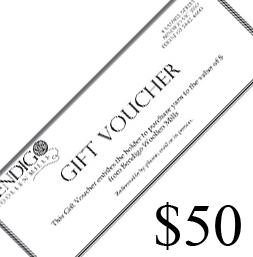 BWM Gift Voucher 50