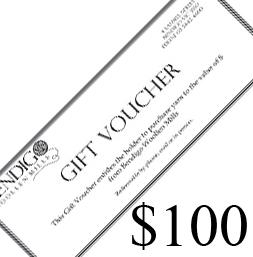 BWM Gift Voucher 100