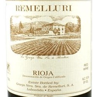 Remelluri Rioja Reserva 2012 375ml
