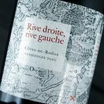 Rive Droite Rive Gauche Cotes du Rhone 2017