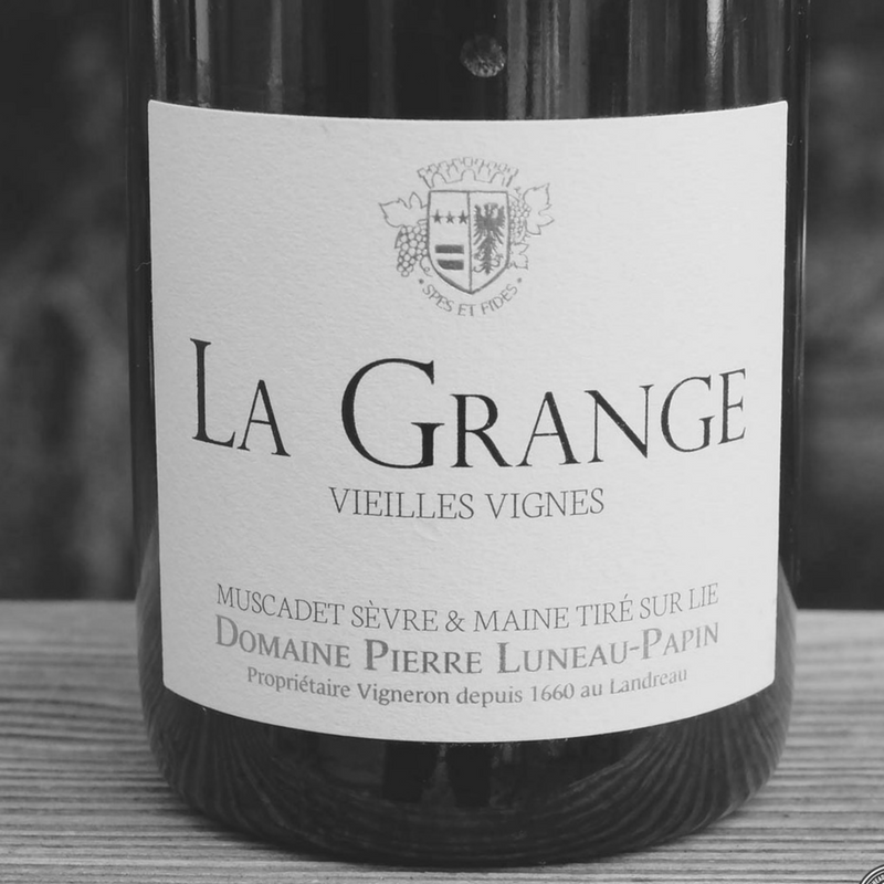 Pierre Luneau-Papin La Grange Muscadet VV 2015