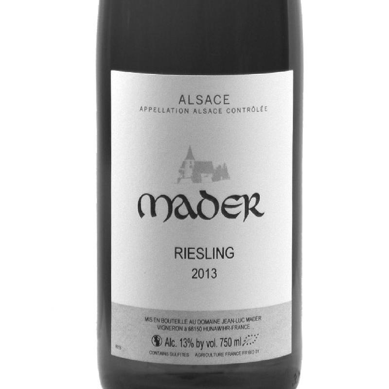 Jean-Luc Mader Pinot Blanc 2016
